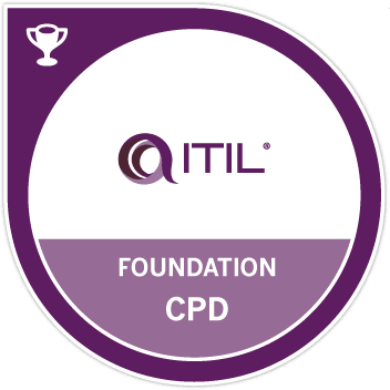 ITIL® IT Service Management | Certified by Foundation CPD